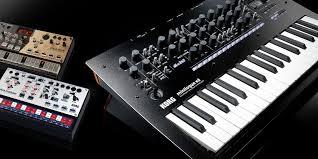 <b>Korg</b> обновляет <b>синтезатор</b> Minilogue и расширяет линейку <b>Volca</b>