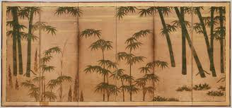 yamato e painting essay heilbrunn timeline of art history bamboo in the four seasons