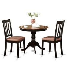 three piece dining set: caledonia  piece dining set darby home cocae caledonia  piece dining set