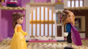 Beauty & The Beast as Told by LEGO - <b>LEGO Disney Princess</b> - Mini ...
