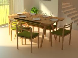 Unfinished Wood Dining Room Chairs Photos Hgtv Midcentury Modern Dining Nook With Green Wire Chairs