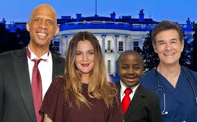 celebrities and citizens finish the sentence if i were president ifiwerepresident ftr