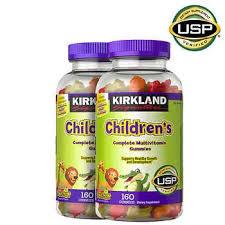 Kirkland Signature Children's <b>Complete Multivitamin</b>, 320 <b>Gummies</b>