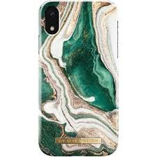 "<b>Клип</b>-<b>кейс</b> для <b>iPhone</b> XR ""Golden Jade Marble <b>iDeal</b> – купить по ..."