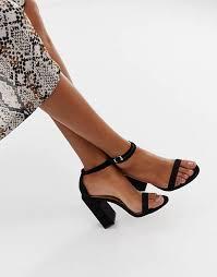 Cандалии на каблуке | <b>Босоножки</b> на высоком и блочном каблуке ...