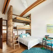 bright triple bunk beds for sale in kids rustic with rustic cabin bunk bed next to bunk beds with desk alongside blue area rug and kid room colors bunk beds desk
