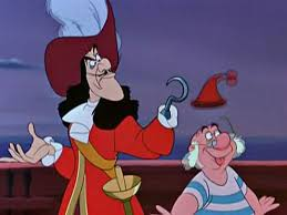 Image result for Peter Pan And Hook