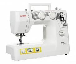 <b>Швейная машина Janome Sew</b> Easy: цена, характеристики, фото ...