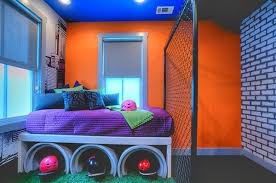 cool kid bedroom ideas with sport themes bedroom kids bedroom cool bedroom designs