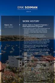 Applications Engineer Resume Samples   VisualCV Resume Samples