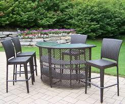 height patio dining set seats elevate bar height patio furniture sets daffacdefcfccbcaa bar height patio fur