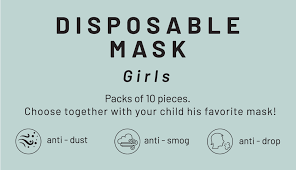 <b>Disposable</b> Face <b>Mask for</b> Girls| OVS