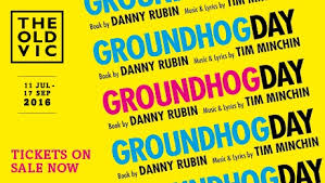 Image result for Old Vic Groundhog Day photographs