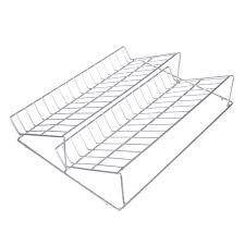 <b>Органайзер для обуви</b> выдвижной Spaceo 60x45 см, металл в ...