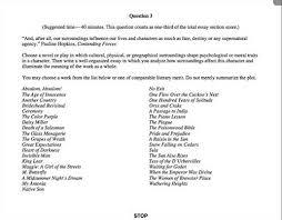 ap english literature essay questions hamlet  essay