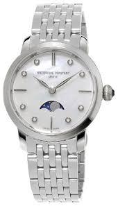 Наручные <b>часы Frederique</b> Constant FC-206MPWD1S6B — купить ...