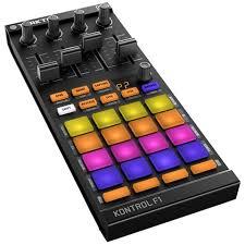 <b>Native</b> Instruments Traktor Kontrol F1 « <b>DJ</b>-контроллер