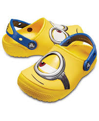 Crocs Baby, Toddler, Little Kids <b>CrocsFunLab Minions Clog</b> ...