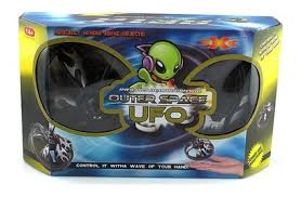 <b>Радиоуправляемая летающая тарелка</b> XXX UFO Outer Space ИК ...
