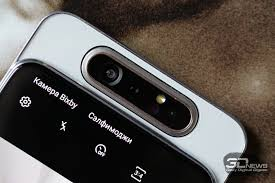 Обзор Samsung Galaxy A80: смартфон для блогеров / Смартфоны