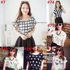 39Design <b>Chiffon Blouse Elegant</b> Loose <b>Shirt</b> Satin | Shopee ...