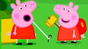 Свинка <b>Пеппа</b> Натянула с Сюзи желтую <b>палатку</b> #DJESSMAY ...