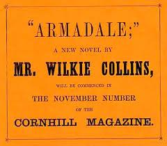 <b>ARMADALE</b> sensation novel by Wilkie <b>Collins</b>