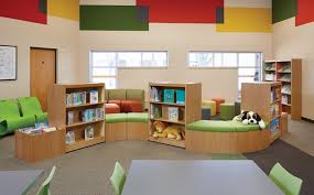 portfolio demco interiors children library furniture