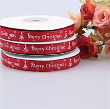 Nikgic <b>Merry</b> Christmas Ribbon Gift Wrapp- Buy Online in Canada at ...