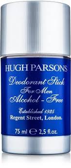 <b>hugh parsons</b> - <b>traditional</b> deo stick alcohol free 75 ml