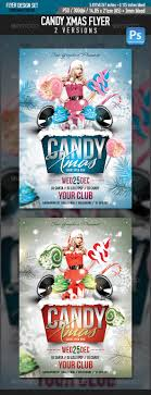 candy xmas christmas party flyer template by sangraphics candy xmas christmas party flyer template events flyers