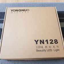 Кольцевой <b>свет Yongnuo YN 128</b> – купить в Москве, цена 2 500 ...