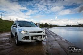 Обзор автомобиля Ford Kuga второго поколения: гаджет на ...