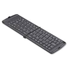 Amazon.com: Verbatim <b>Bluetooth Wireless Folding Mobile Keyboard</b> ...
