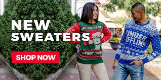 Ugly Christmas <b>Sweaters</b> | Funny Xmas <b>Sweaters</b> for <b>Men</b> and Women