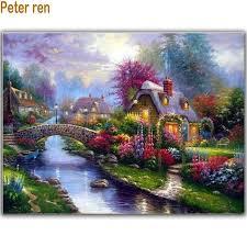 <b>Peter ren Diy Diamond</b> painting kit Diamond embroidery Dream ...