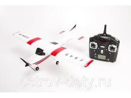 <b>Радиоуправляемый Самолет WL</b> Toys Cessna 182 (F949) 39 см ...