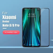 for xiaomi redmi note 8 pro Glass Screen <b>Protector NILLKIN</b> ...
