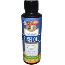 Barlean's Omega 3-6-9 <b>Fresh Catch Fish Oil</b>