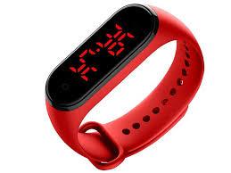<b>Умный браслет ZDK</b> Band 10 Red - Чижик