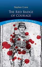 the red badge of courage dover thrift editions stephen crane the red badge of courage dover thrift editions stephen crane stanley appelbaum 9780486264653 com books