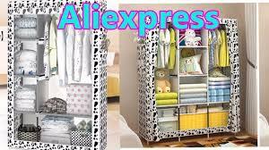 <b>Шкаф</b> с AliExpress . Тканевый <b>шкаф</b> из Китая. - YouTube
