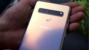 Samsung Galaxy S10 5G ra mắt: Màn hình 6.7 inch, 6 camera