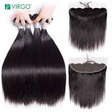 Detail Feedback Questions about Virgo <b>Brazilian Straight Hair</b> ...