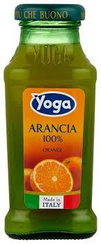 Купить <b>Сок Yoga Апельсин</b>, без сахара, 0.2 л, 24 шт. по низкой ...