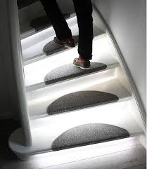 interactive furniture has developed the automatic led stair light led3 automatic led stair lighting