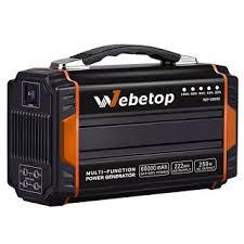 """REVIEW"" Webetop <b>250W Portable</b> Generators Power Inverter ..."