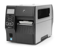 ZT400 Series Industrial Printers spec sheet