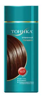 "<b>Оттеночный бальзам</b> для волос ""<b>Тоника</b>"" (оттенок: 4.0, шоколад ..."