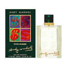 <b>Andy Warhol Pour Homme</b> - Buy Online in Cambodia. | andy warhol ...